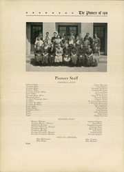 Page 12, 1936 Edition, Andrew Lewis High School - Pioneer Yearbook (Salem, VA) online yearbook collection