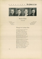 Page 14, 1936 Edition, Andrew Lewis High School - Pioneer Yearbook (Salem, VA) online yearbook collection