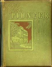 Andrew Lewis High School - Pioneer Yearbook (Salem, VA) online yearbook collection, 1941 Edition, Page 1