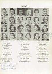 Page 13, 1947 Edition, Andrew Lewis High School - Pioneer Yearbook (Salem, VA) online yearbook collection