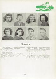 Page 17, 1947 Edition, Andrew Lewis High School - Pioneer Yearbook (Salem, VA) online yearbook collection