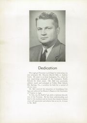 Page 8, 1947 Edition, Andrew Lewis High School - Pioneer Yearbook (Salem, VA) online yearbook collection
