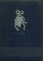 Page 1, 1948 Edition, Andrew Lewis High School - Pioneer Yearbook (Salem, VA) online yearbook collection