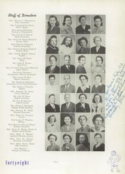 Page 13, 1948 Edition, Andrew Lewis High School - Pioneer Yearbook (Salem, VA) online yearbook collection