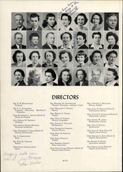 Page 14, 1949 Edition, Andrew Lewis High School - Pioneer Yearbook (Salem, VA) online yearbook collection