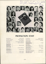 Page 16, 1949 Edition, Andrew Lewis High School - Pioneer Yearbook (Salem, VA) online yearbook collection