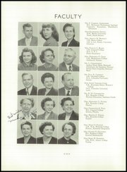 Page 16, 1950 Edition, Andrew Lewis High School - Pioneer Yearbook (Salem, VA) online yearbook collection