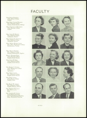 Page 17, 1950 Edition, Andrew Lewis High School - Pioneer Yearbook (Salem, VA) online yearbook collection