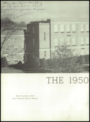 Page 6, 1950 Edition, Andrew Lewis High School - Pioneer Yearbook (Salem, VA) online yearbook collection