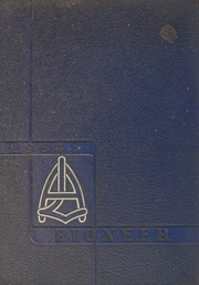 Andrew Lewis High School - Pioneer Yearbook (Salem, VA) online yearbook collection, 1954 Edition, Page 1