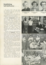 Page 12, 1955 Edition, Andrew Lewis High School - Pioneer Yearbook (Salem, VA) online yearbook collection