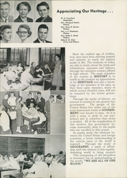 Page 15, 1955 Edition, Andrew Lewis High School - Pioneer Yearbook (Salem, VA) online yearbook collection