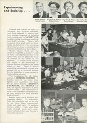 Page 16, 1955 Edition, Andrew Lewis High School - Pioneer Yearbook (Salem, VA) online yearbook collection