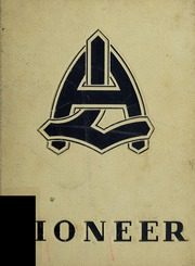 Andrew Lewis High School - Pioneer Yearbook (Salem, VA) online yearbook collection, 1956 Edition, Page 1
