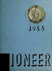 Andrew Lewis High School - Pioneer Yearbook (Salem, VA) online yearbook collection, 1966 Edition, Page 1