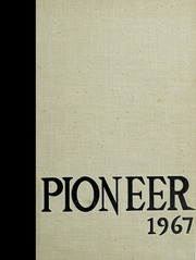 Andrew Lewis High School - Pioneer Yearbook (Salem, VA) online yearbook collection, 1967 Edition, Page 1