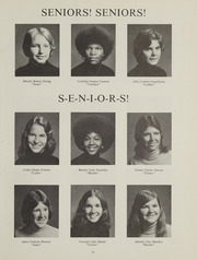 Page 17, 1975 Edition, Altavista High School - Nuntius Yearbook (Altavista, VA) online yearbook collection