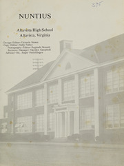Page 5, 1975 Edition, Altavista High School - Nuntius Yearbook (Altavista, VA) online yearbook collection