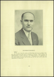 Page 16, 1929 Edition, George Mason High School - Mustang Yearbook (Falls Church, VA) online yearbook collection