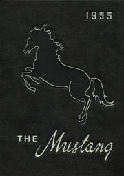 1955 Edition, George Mason High School - Mustang Yearbook (Falls Church, VA)