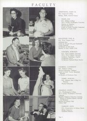 Page 12, 1955 Edition, George Mason High School - Mustang Yearbook (Falls Church, VA) online yearbook collection