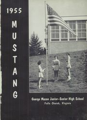 Page 5, 1955 Edition, George Mason High School - Mustang Yearbook (Falls Church, VA) online yearbook collection