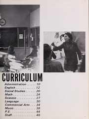Page 13, 1969 Edition, George Mason High School - Mustang Yearbook (Falls Church, VA) online yearbook collection
