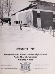 Page 5, 1969 Edition, George Mason High School - Mustang Yearbook (Falls Church, VA) online yearbook collection