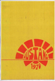1970 Edition, George Mason High School - Mustang Yearbook (Falls Church, VA)