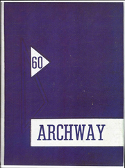 1960 Edition, Dan River High School - Archway Yearbook (Ringgold, VA)