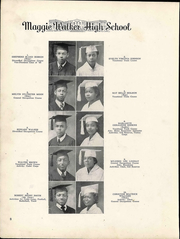 Page 10, 1945 Edition, Maggie L Walker High School - Dragon Yearbook (Richmond, VA) online yearbook collection