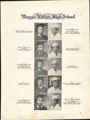 Page 11, 1945 Edition, Maggie L Walker High School - Dragon Yearbook (Richmond, VA) online yearbook collection