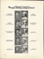 Page 14, 1945 Edition, Maggie L Walker High School - Dragon Yearbook (Richmond, VA) online yearbook collection