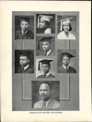 Page 8, 1945 Edition, Maggie L Walker High School - Dragon Yearbook (Richmond, VA) online yearbook collection