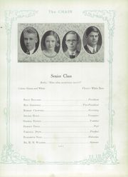 Page 15, 1931 Edition, Lane High School - Chain Yearbook (Charlottesville, VA) online yearbook collection