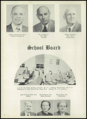 Page 12, 1953 Edition, Lane High School - Chain Yearbook (Charlottesville, VA) online yearbook collection