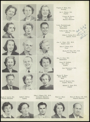 Page 13, 1953 Edition, Lane High School - Chain Yearbook (Charlottesville, VA) online yearbook collection