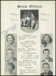 Page 16, 1953 Edition, Lane High School - Chain Yearbook (Charlottesville, VA) online yearbook collection