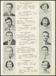 Page 17, 1953 Edition, Lane High School - Chain Yearbook (Charlottesville, VA) online yearbook collection