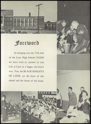 Page 9, 1953 Edition, Lane High School - Chain Yearbook (Charlottesville, VA) online yearbook collection