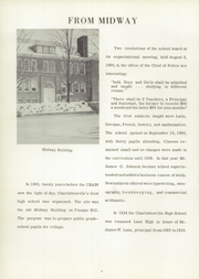 Page 10, 1960 Edition, Lane High School - Chain Yearbook (Charlottesville, VA) online yearbook collection