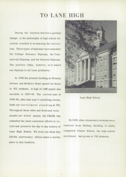 Page 11, 1960 Edition, Lane High School - Chain Yearbook (Charlottesville, VA) online yearbook collection