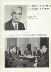 Page 16, 1960 Edition, Lane High School - Chain Yearbook (Charlottesville, VA) online yearbook collection