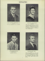 Page 12, 1959 Edition, Windsor High School - Duke Yearbook (Windsor, VA) online yearbook collection