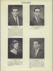 Page 13, 1959 Edition, Windsor High School - Duke Yearbook (Windsor, VA) online yearbook collection