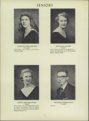 Page 14, 1959 Edition, Windsor High School - Duke Yearbook (Windsor, VA) online yearbook collection