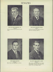 Page 15, 1959 Edition, Windsor High School - Duke Yearbook (Windsor, VA) online yearbook collection