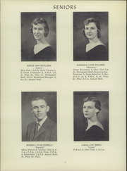 Page 16, 1959 Edition, Windsor High School - Duke Yearbook (Windsor, VA) online yearbook collection