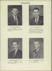 Page 17, 1959 Edition, Windsor High School - Duke Yearbook (Windsor, VA) online yearbook collection