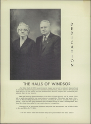 Page 6, 1959 Edition, Windsor High School - Duke Yearbook (Windsor, VA) online yearbook collection